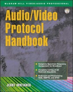 Audio/Video Protocol Handbook (Hardcover)-cover