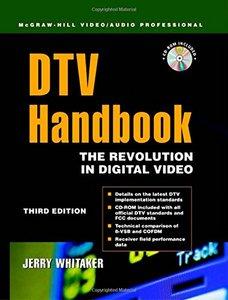 DTV Handbook: The Revolution in Digital Video, 3/e-cover