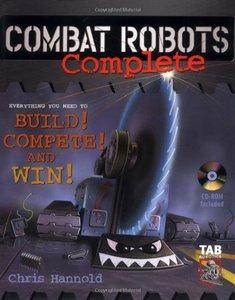 Combat Robots Complete-cover