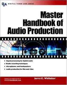 Master Handbook of Audio Production-cover