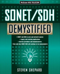 SONET/SDH Demystified-cover