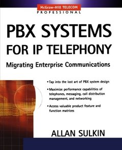 PBX Systems for IP Telephony (Paperback)-cover