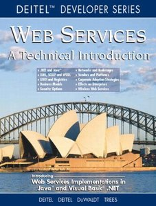 Web Services: A Technical Introduction-cover