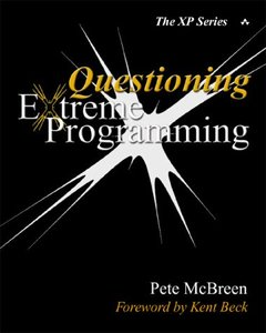 Questioning Extreme Programming-cover