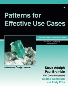 Patterns for Effective Use Cases-cover