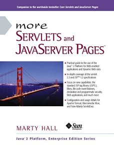 More Servlets and JavaServer Pages-cover