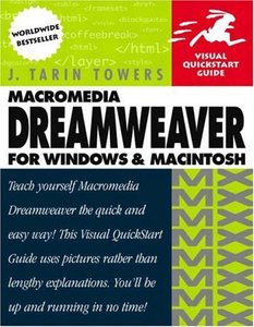 Macromedia Dreamweaver MX for Windows and Macintosh-cover
