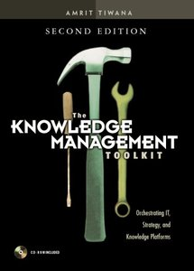 The Knowledge Management Toolkit, 2/e-cover