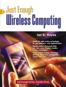 Just Enough Wireless Computing-cover
