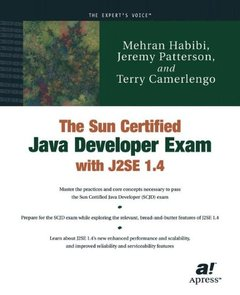 The Sun Certified Java Developer Exam with J2SE 1.4-cover