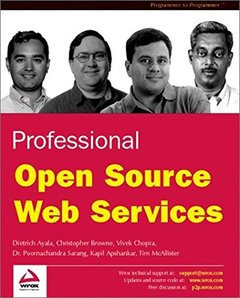 Professional Open Source Web Services-cover