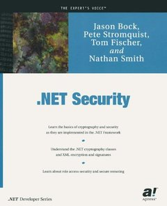 .NET Security-cover