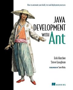Java Development With Ant-cover