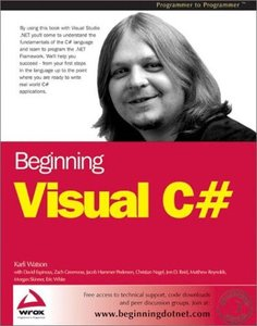 Beginning Visual C#-cover
