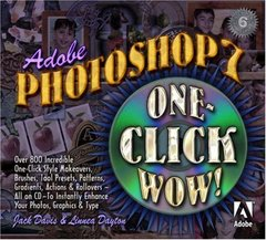 Adobe Photoshop 7 One-Click Wow!-cover