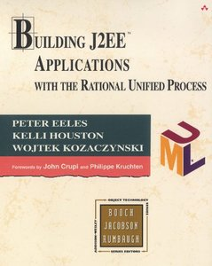 Building J2EE Applications with the Rational Unified Process-cover