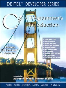 C#: A Programmer's Introduction-cover