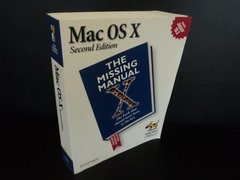 Mac OS X: The Missing Manual, 2/e-cover