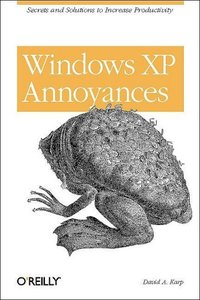 Windows XP Annoyances-cover