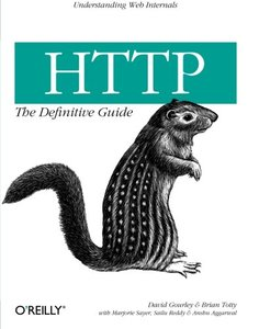 HTTP: The Definitive Guide (Paperback)-cover