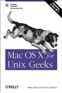Mac OS X for Unix Geeks-cover