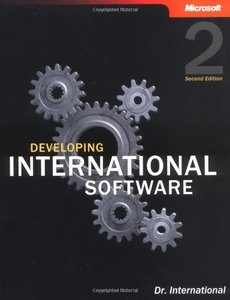 Developing International Software, 2/e-cover
