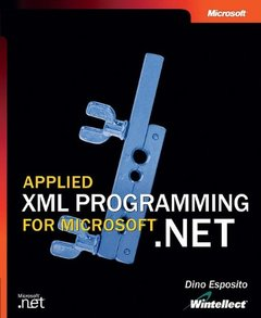 Applied XML Programming for Microsoft .NET-cover