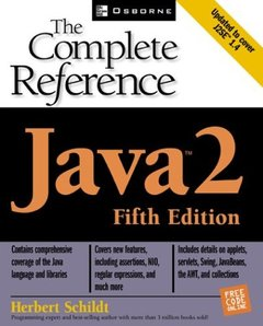 Java 2: The Complete Reference, 5/e (Paperback)-cover