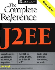J2EE: The Complete Reference-cover