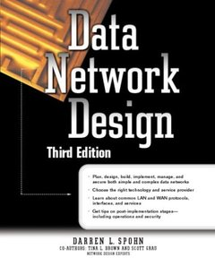Data Network Design, 3/e (Paperback)