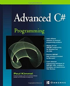Advanced C# Programming-cover