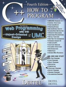 C++ How to Program, 4/e-cover