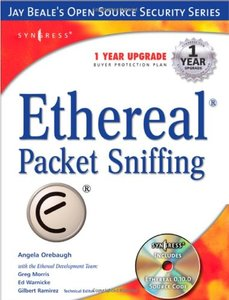 Ethereal Packet Sniffing-cover