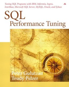 SQL Performance Tuning (Paperback)-cover