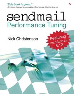 sendmail Performance Tuning-cover