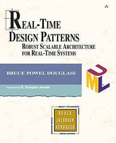 Real-Time Design Patterns: Robust Scalable Architecture for Real-Time Systems (Paperback)-cover
