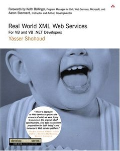 Real World XML Web Services: For VB and VB .NET Developers-cover