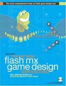 Macromedia Flash MX Game Design Demystified-cover