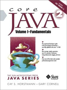 Core Java 2, Volume I: Fundamentals, 6/e (Paperback)-cover