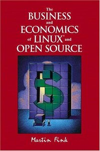 The Business and Economics of Linux and Open Source-cover