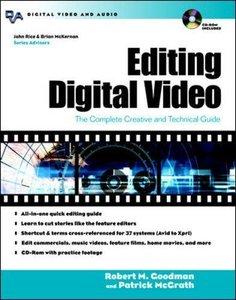 Editing Digital Video