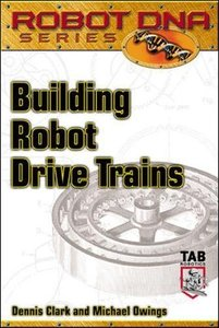 Building Robot Drive Trains-cover