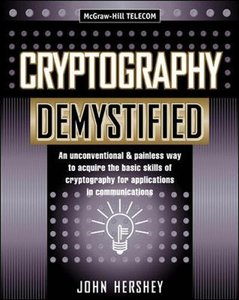 Cryptography Demystified-cover