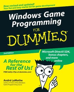 Windows Game Programming For Dummies, 2/e-cover