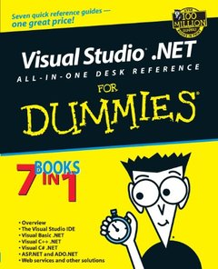 Visual Studio.Net All in One Desk Reference for Dummies-cover