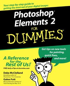 Photoshop Elements 2 for Dummies-cover