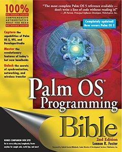 Palm OS Programming Bible, 2/e-cover