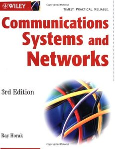Communications Systems and Networks, 3/e (Paperback)-cover