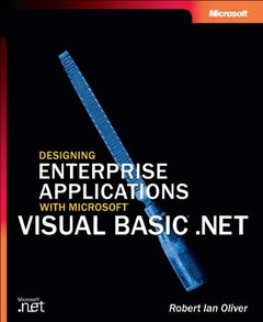Designing Enterprise Applications with Microsoft Visual Basic .NET-cover