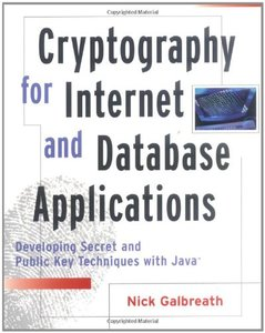 Cryptography for Internet and Database Applications-cover